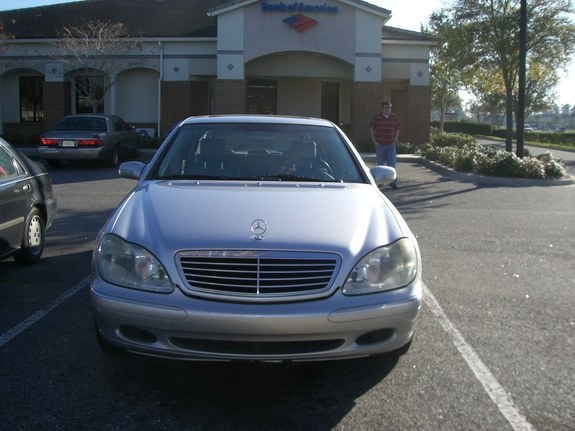 Another jim-haddad 2000 Mercedes-Benz S-Class post... - 9398905