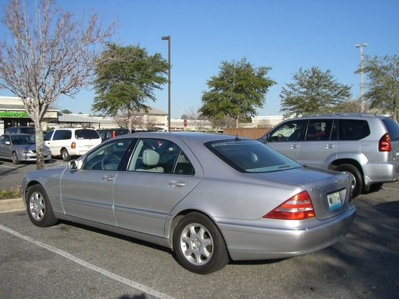 Another jim-haddad 2000 Mercedes-Benz S-Class post... - 9398907