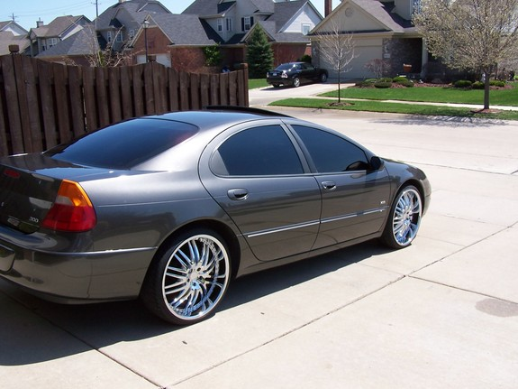 Zyuhasz 1999 Chrysler 300m Specs Photos Modification Info At Cardomain