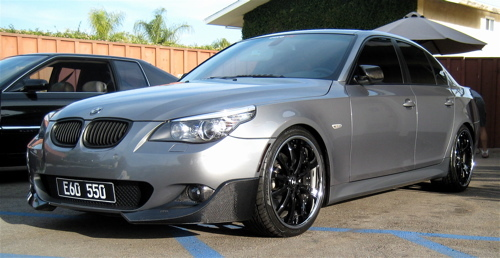 socalm5mang 2008 bmw 5 series specs photos modification