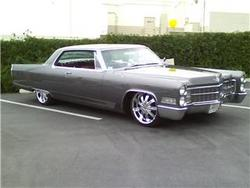 mxkid45 1966 Cadillac DeVille