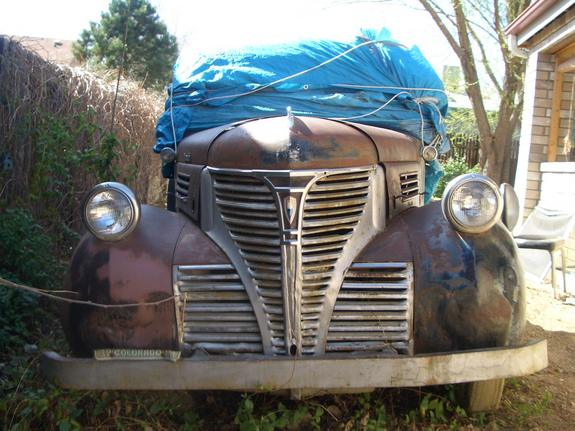 dirtybelly 1941 Plymouth Deluxe 11315396