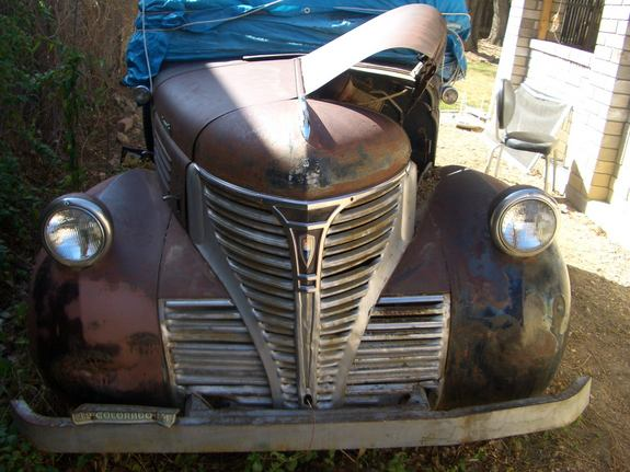 dirtybelly 1941 Plymouth Deluxe 11315403
