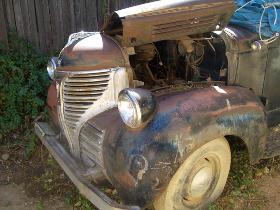 dirtybelly 1941 Plymouth Deluxe 11315404