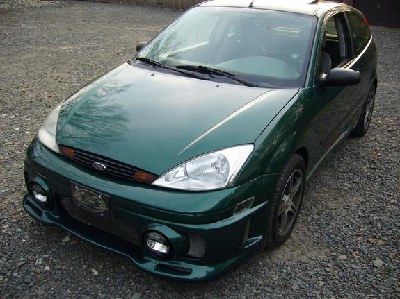 Focusgreen24 S 2001 Ford Focus In Mahwah Nj