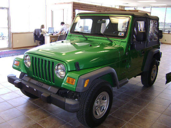 Another 13crash 2005 Jeep TJ post... - 11315565