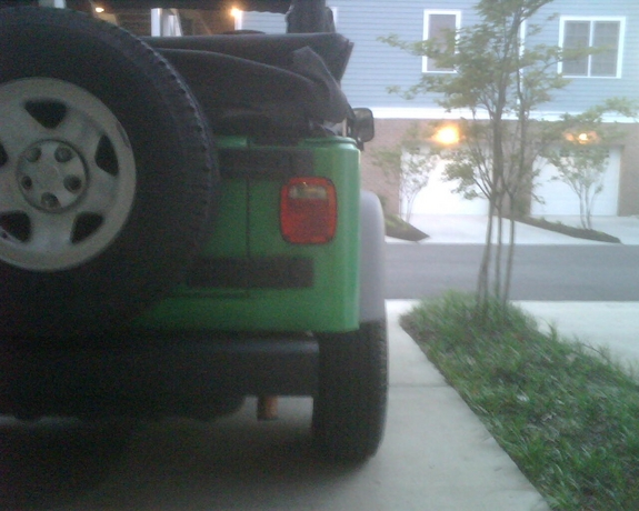 Another 13crash 2005 Jeep TJ post... - 11315577