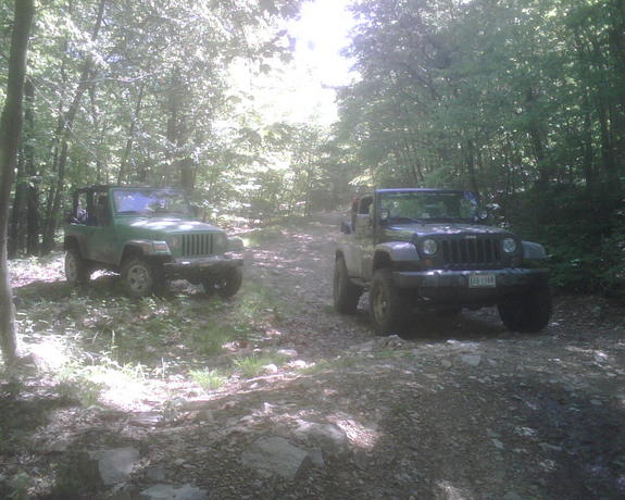 Another 13crash 2005 Jeep TJ post... - 11315583