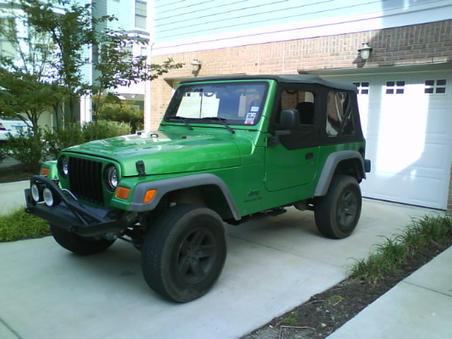 Another 13crash 2005 Jeep TJ post... - 11315600