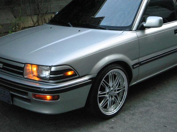 Johndie 1992 Toyota Corolla Specs Photos Modification