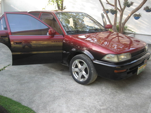 payuyang 1990 toyota corolla specs photos modification. Black Bedroom Furniture Sets. Home Design Ideas