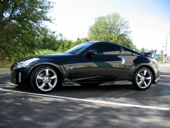 andrewc 31 2006 nissan 350z specs photos modification. Black Bedroom Furniture Sets. Home Design Ideas