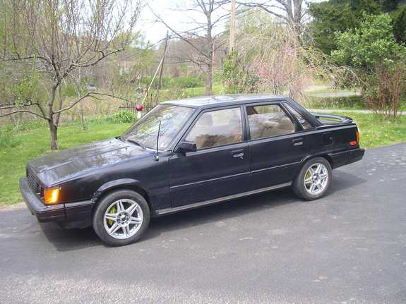 Car6on14 1984 Toyota Camry