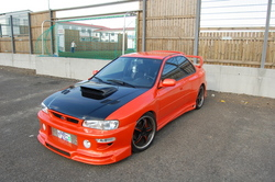 snifffs 2000 Subaru Impreza