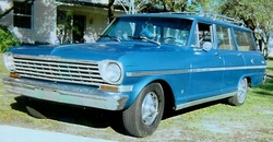 Bowtie_Classicss 1963 Chevrolet Chevy II