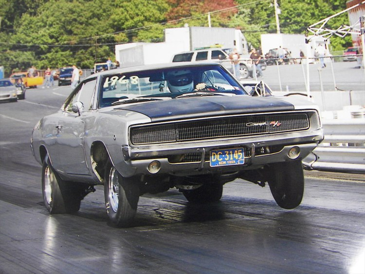 moparhead68's 1968 Dodge Charger