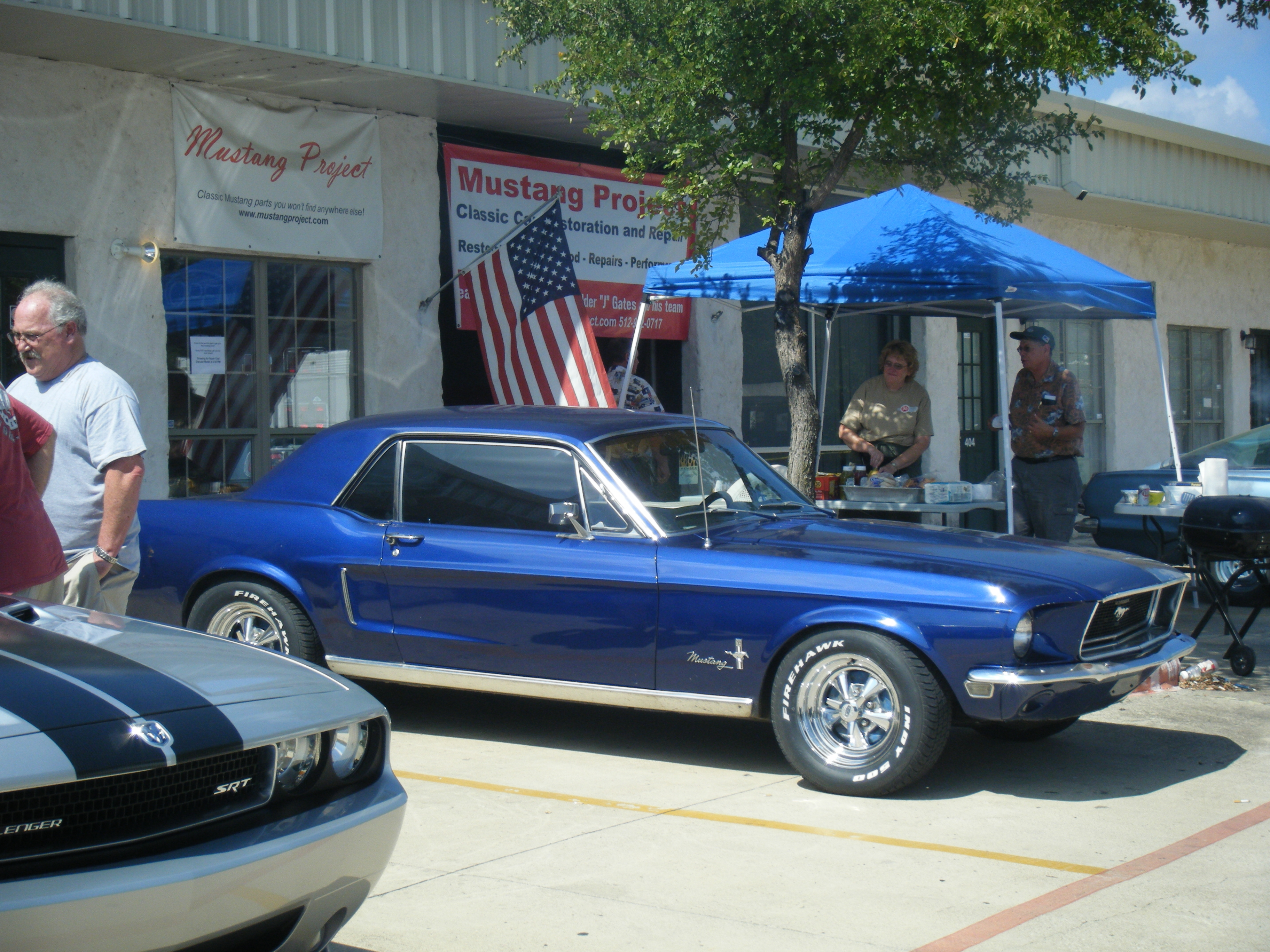 Another EP429 1968 Ford Mustang post... - 11320480