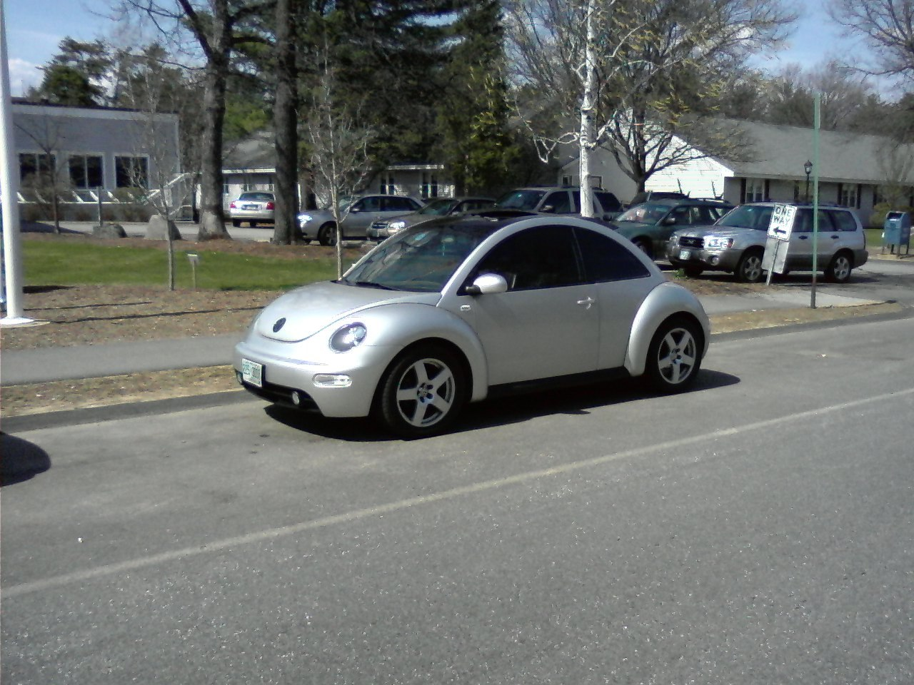 zeusenergy's 2001 Volkswagen New Beetle