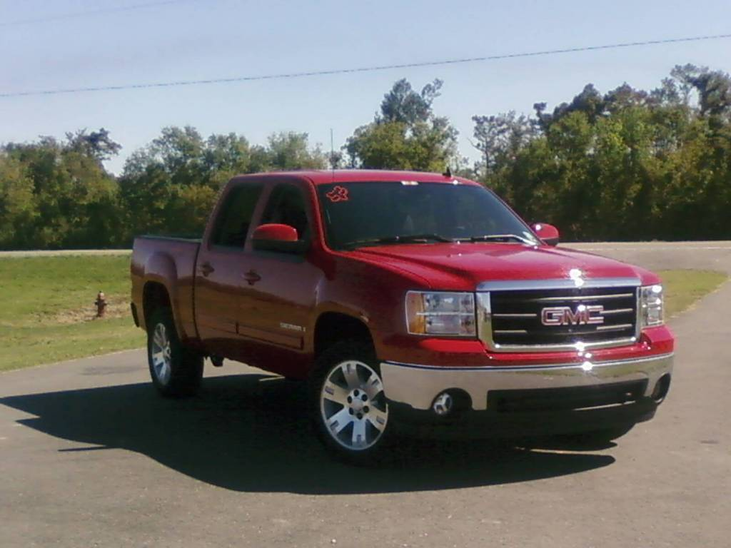 ljgedition 2008 gmc sierra 1500 regular cab specs photos. Black Bedroom Furniture Sets. Home Design Ideas