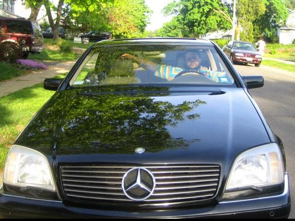 Another BigPandaBear 1999 Mercedes-Benz S-Class post... - 11321919