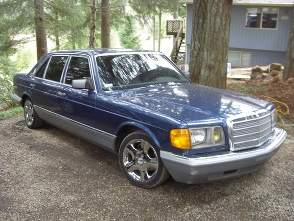 willie360's 1985 Mercedes-Benz 500SEL