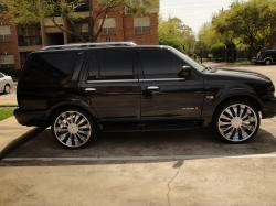 ScooterDoos 2001 Lincoln Navigator