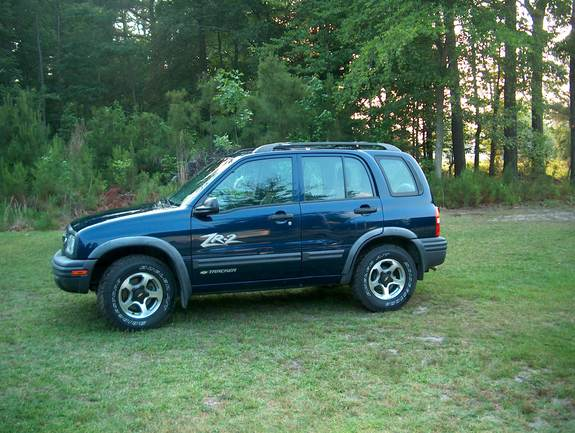 Samzr2 2002 Chevrolet Tracker Specs  Photos  Modification