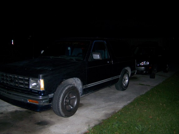 Another agscustoms 1986 Chevrolet S10 Blazer post... - 11323746