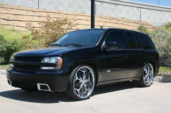 FBODY98SC 2007 Chevrolet TrailBlazer Specs, Photos ...