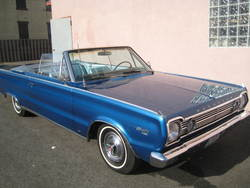 oldclassic66s 1966 Plymouth Satellite