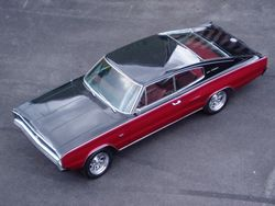oldclassic66 1966 Dodge Charger