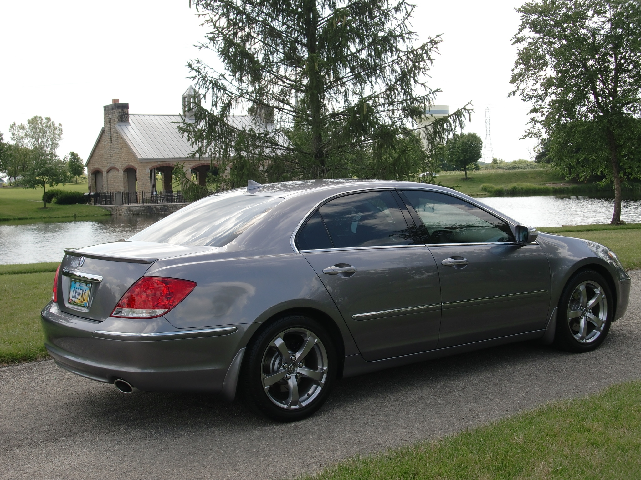 Maximumeffort 2006 Acura RL Specs, Photos, Modification