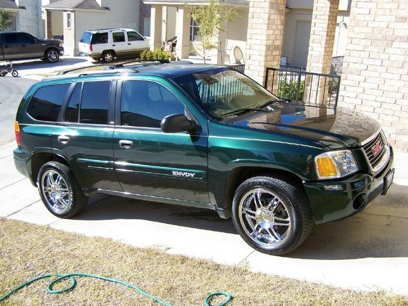 Another melly 2003 GMC Envoy post... - 9399596