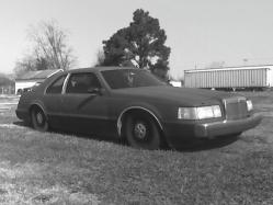 powerholics 1986 Lincoln Mark VII