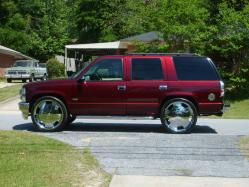 Swisha01s 1999 GMC Yukon