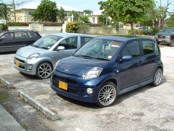 Another nevr2loud 2005 Daihatsu Sirion post... - 9402131