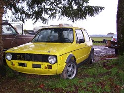 lightingmx 1976 Volkswagen Rabbit
