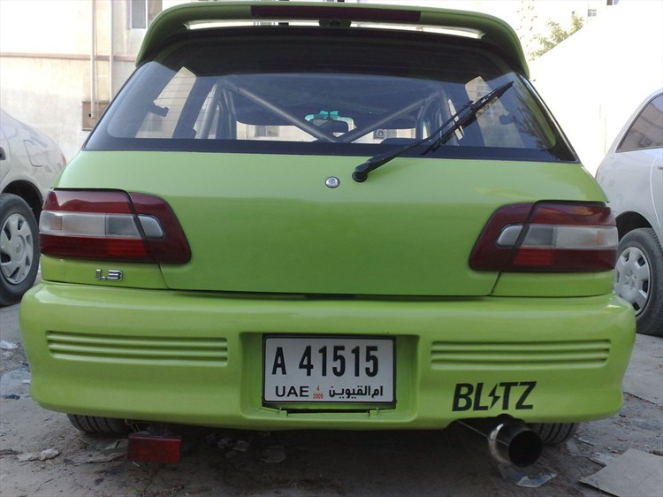 Another STARBO 1992 Toyota Starlet post... - 11325462