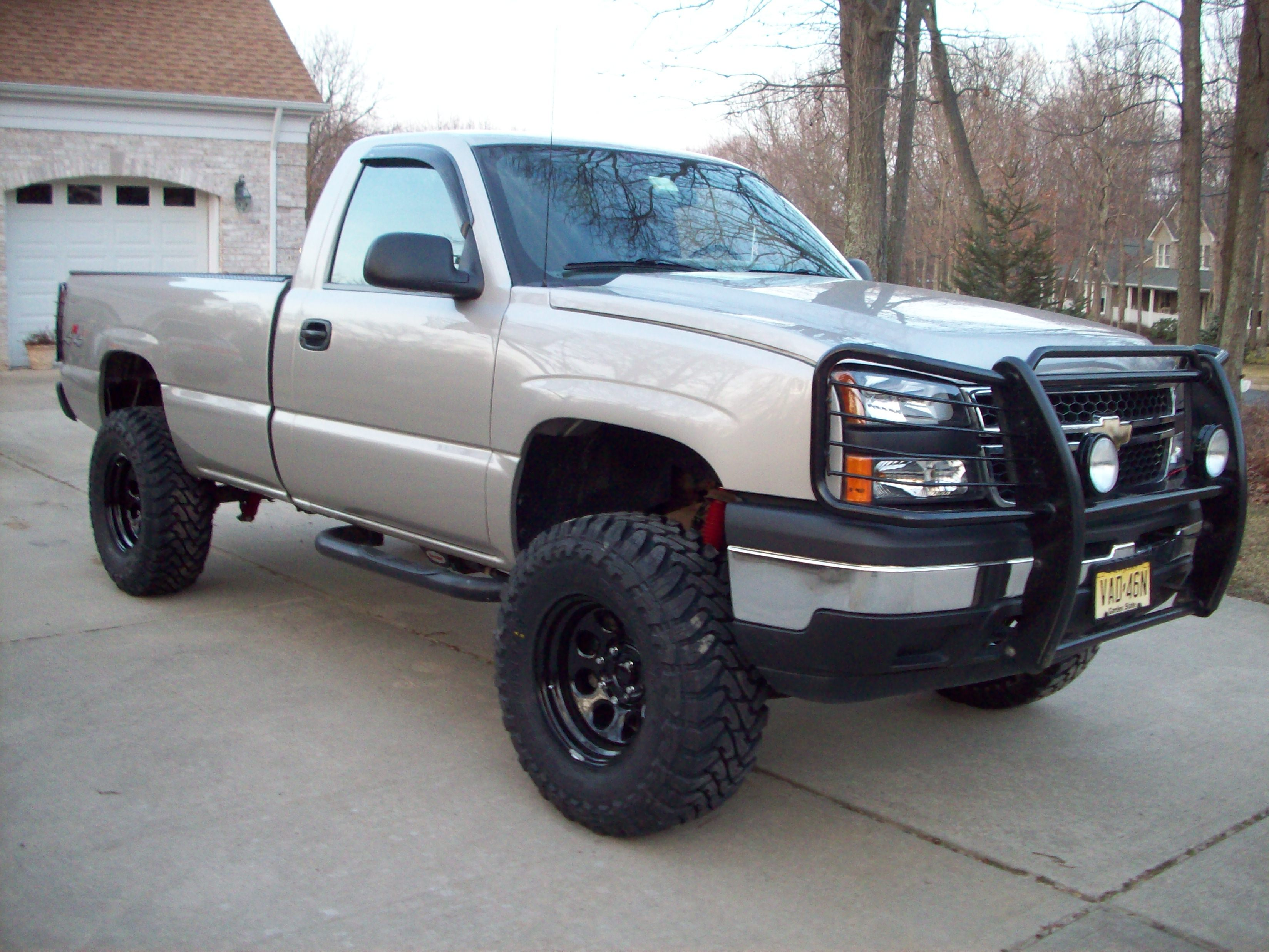 Wrecking Crew 2006 Chevrolet Silverado 1500 Regular Cab Specs 1966