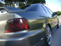Da-bests 2002 Mitsubishi Galant