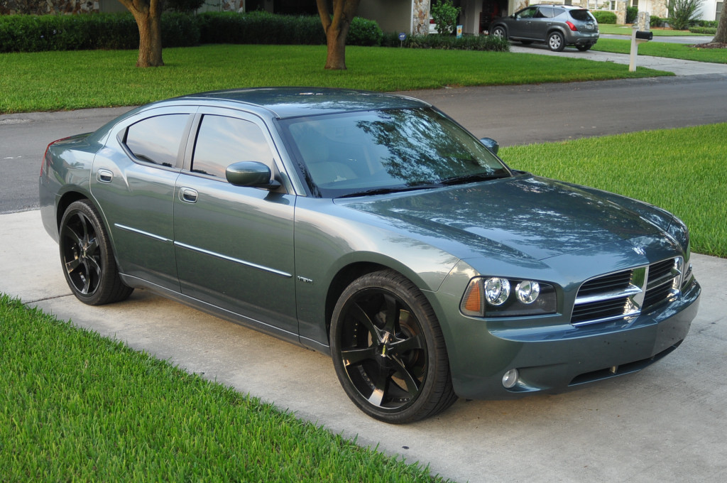 fl hemi ryder 2006 dodge charger specs photos modification info at cardomain. Black Bedroom Furniture Sets. Home Design Ideas