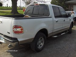 6602322996 2001 Ford Roush F-150