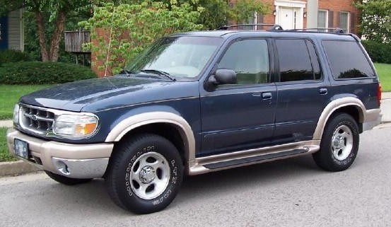 Stone Mountain Nissan >> MidnightRide012 1999 Ford Explorer Specs, Photos ...