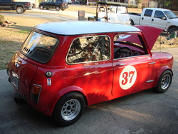 travis10incher 1967 MINI Cooper