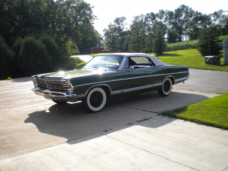 Marianne: 1967 Ford Galaxie