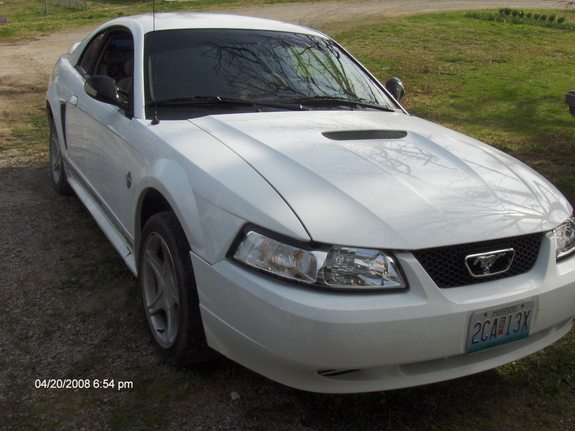 6602322996 1999 Ford Mustang