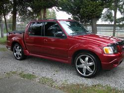ebonyoutlawz5050s 2003 Ford Explorer Sport Trac