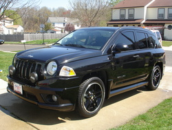 syknesss 2008 Jeep Compass