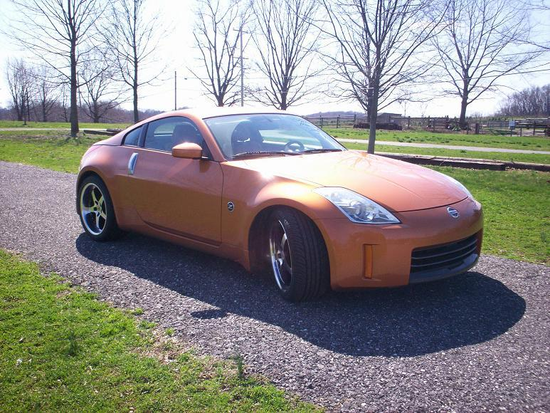 stunnd 2006 nissan 350z specs photos modification info. Black Bedroom Furniture Sets. Home Design Ideas