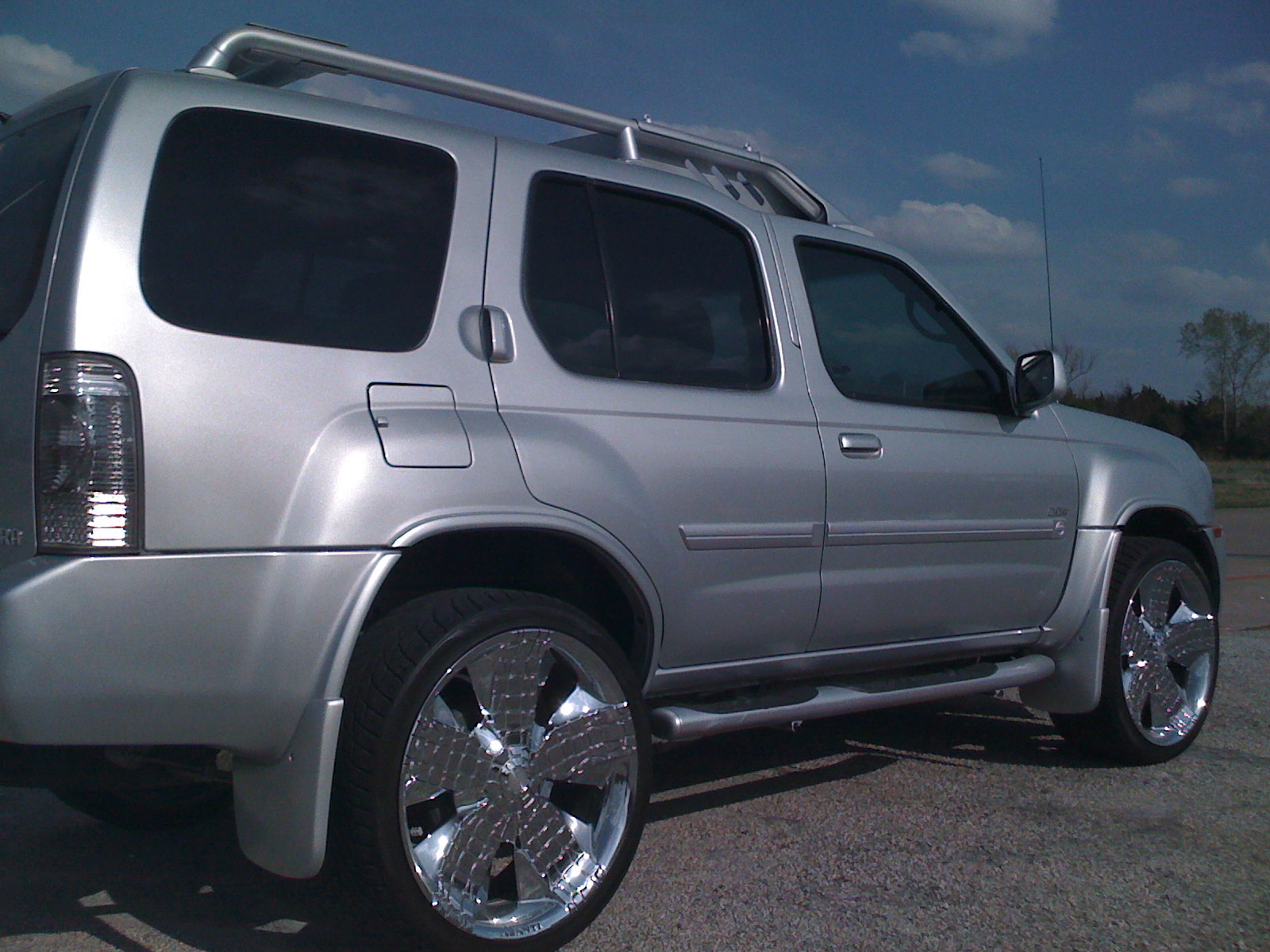 x ride 2004 Nissan Xterra Specs s Modification Info